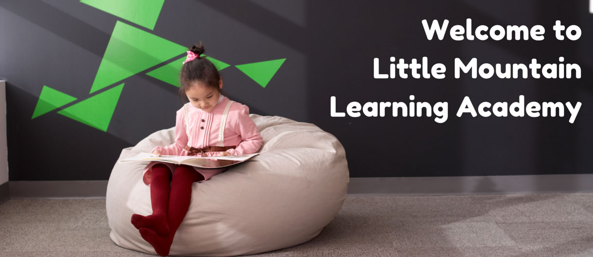 Welcome To Little Mountain Learning Intro Image